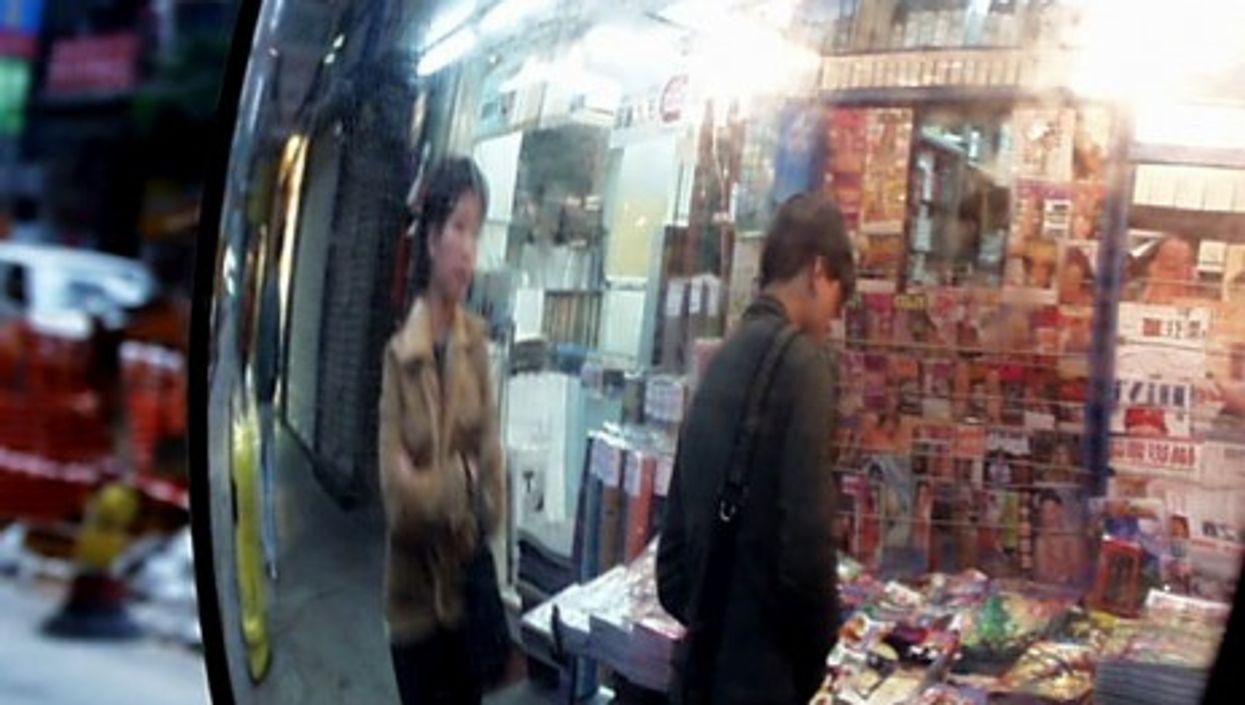 In Hong Kong, Big Reporter is watching (Joybot)