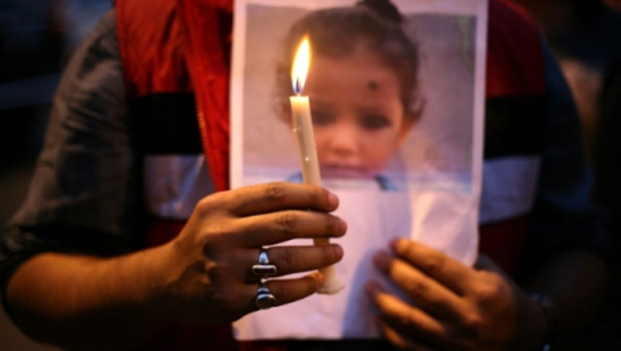 In India, 45% of child disappearance cases remain unresolved.