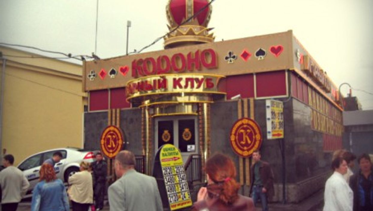In June, authorities found and closed 662 gambling establishments in Moscow
