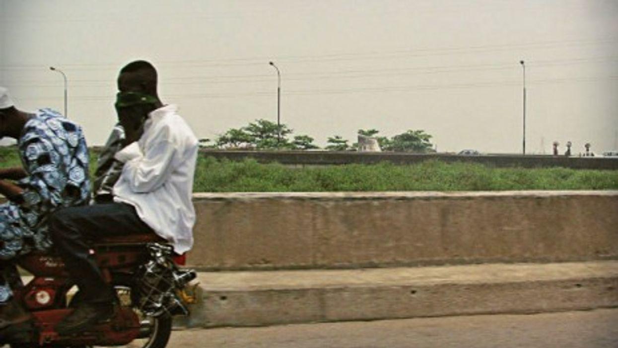 In Lagos, Nigeria