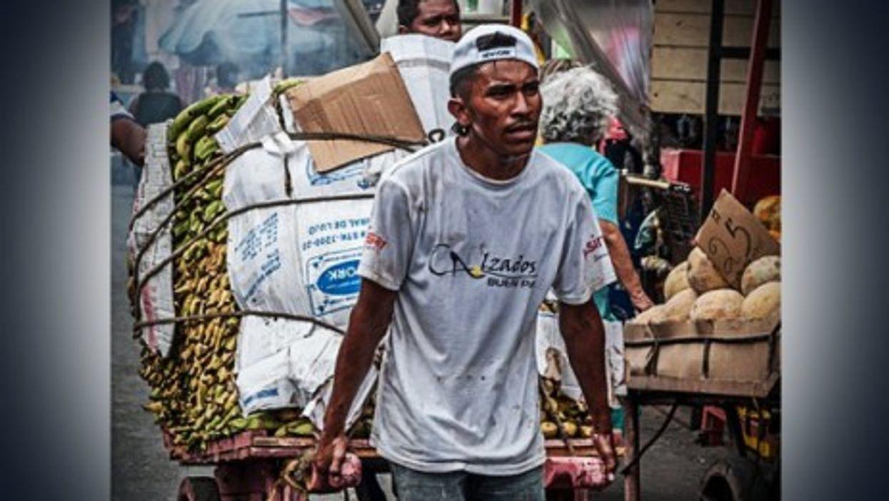 In Maracaibo, Venezuela