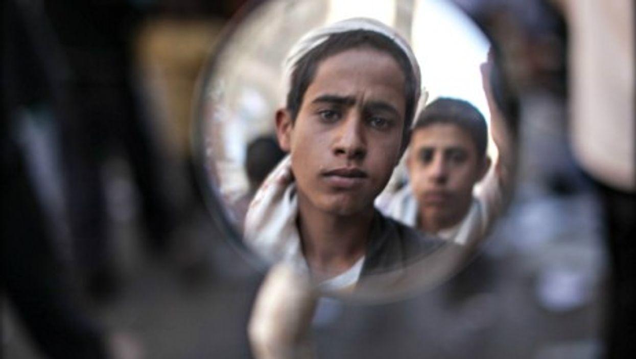 In Sana'a, Yemen's capital