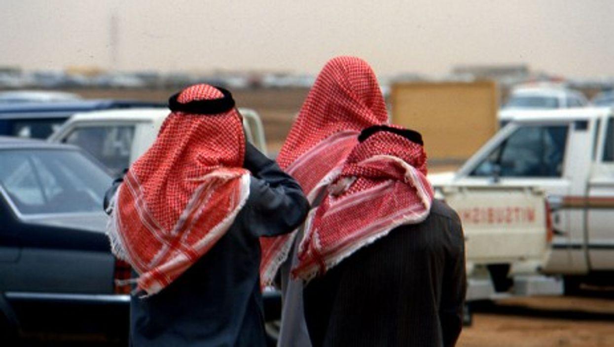 In Saudi Arabia, a discrete metamorphosis