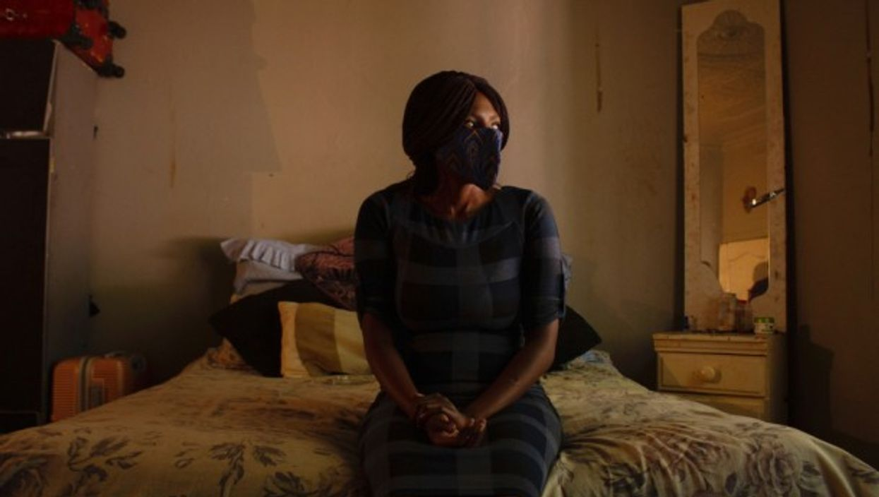 InSouth Africa, sex workers have been restricted to work within the country's tight curfew