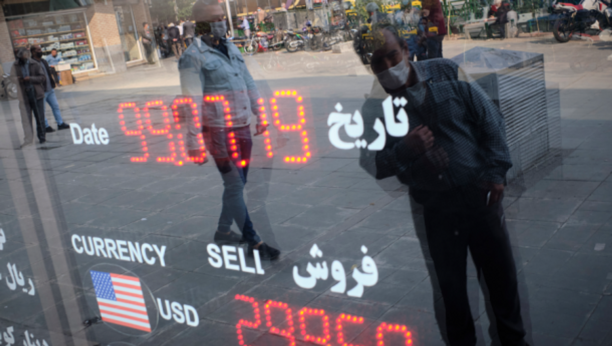 In Tehran on Oct. 10