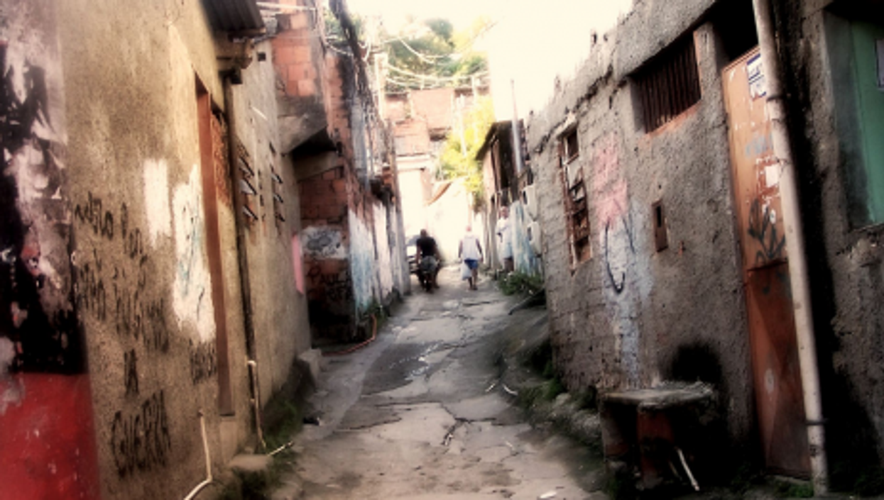 In the favela