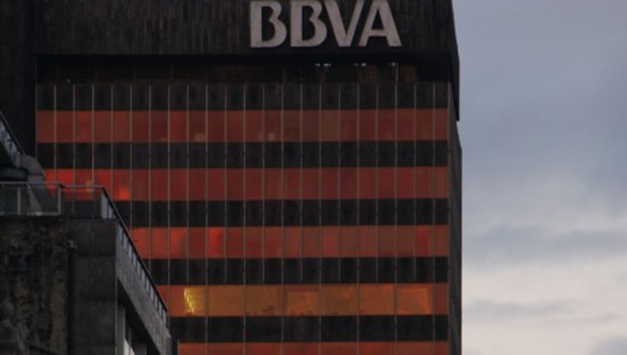 In the third quarter alone, Spain's BBVA saw deposits by businesses and institutional investors fall by over 10%