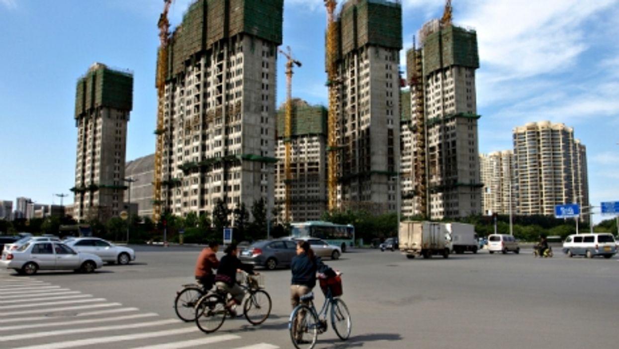 In Tianjin, China