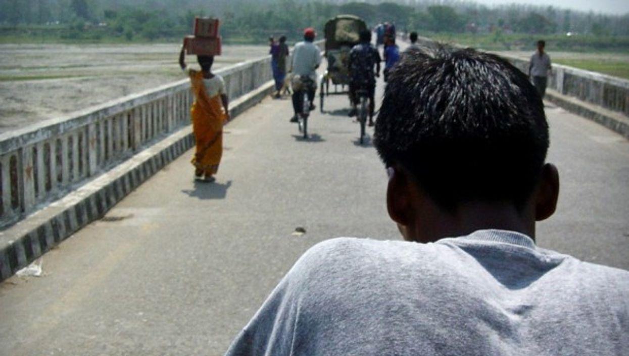 India's 'chicken's neck'