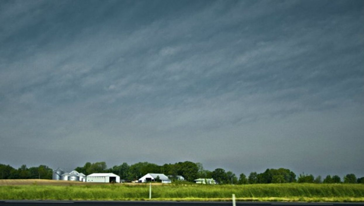 Indiana farmland