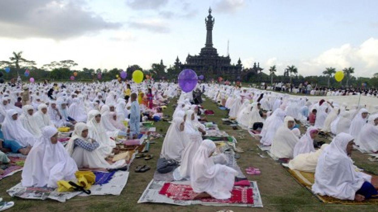 Indonesia Muslim Celebration