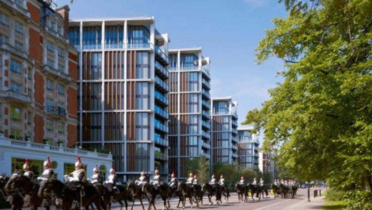 Indulge in a lap of luxury (One Hyde Park)