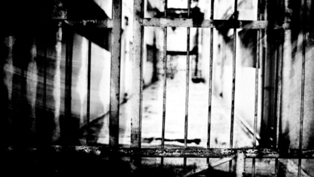 Inside a prison in Macau, China