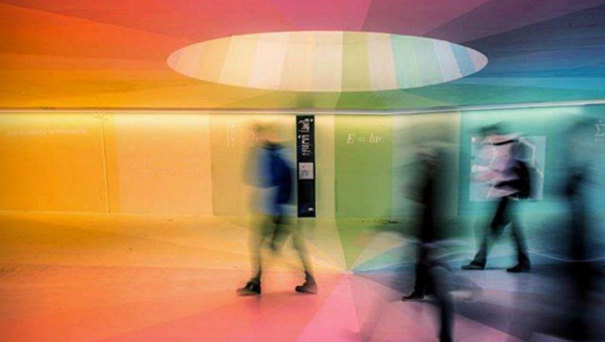 Inside Lausanne's EPFL