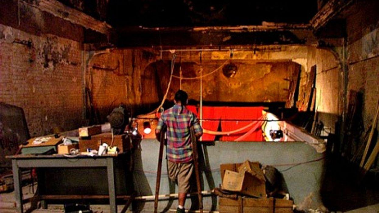 """Inside the """"Kasa de las Estrellas"""" squat in Buenos Aires"""