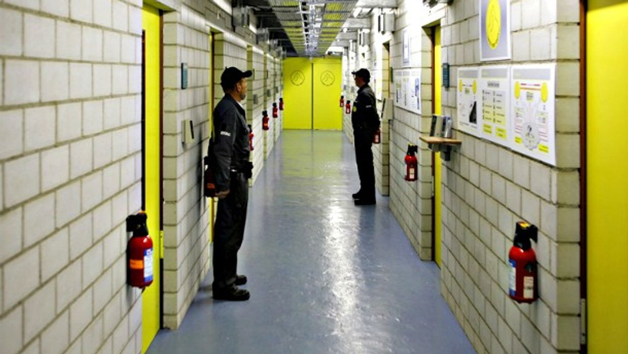 Inside the Swiss Fort Knox