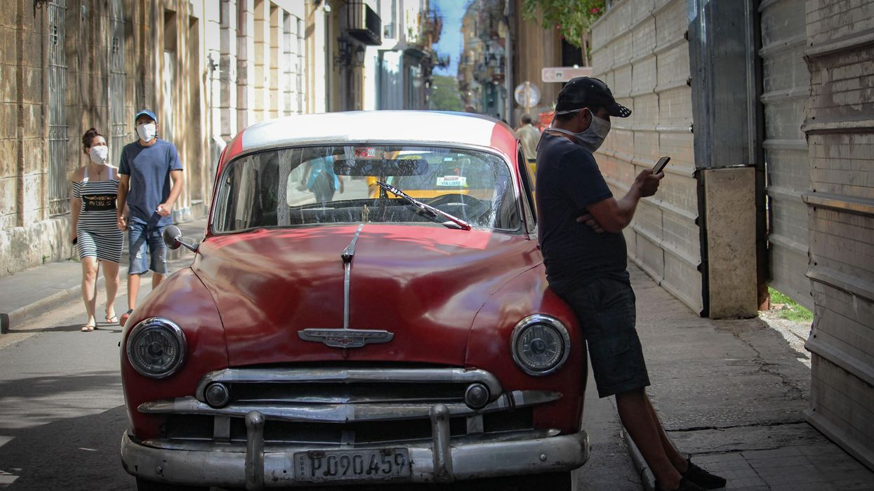 Cuba: Growing Internet Access Is About Money Not Freedom