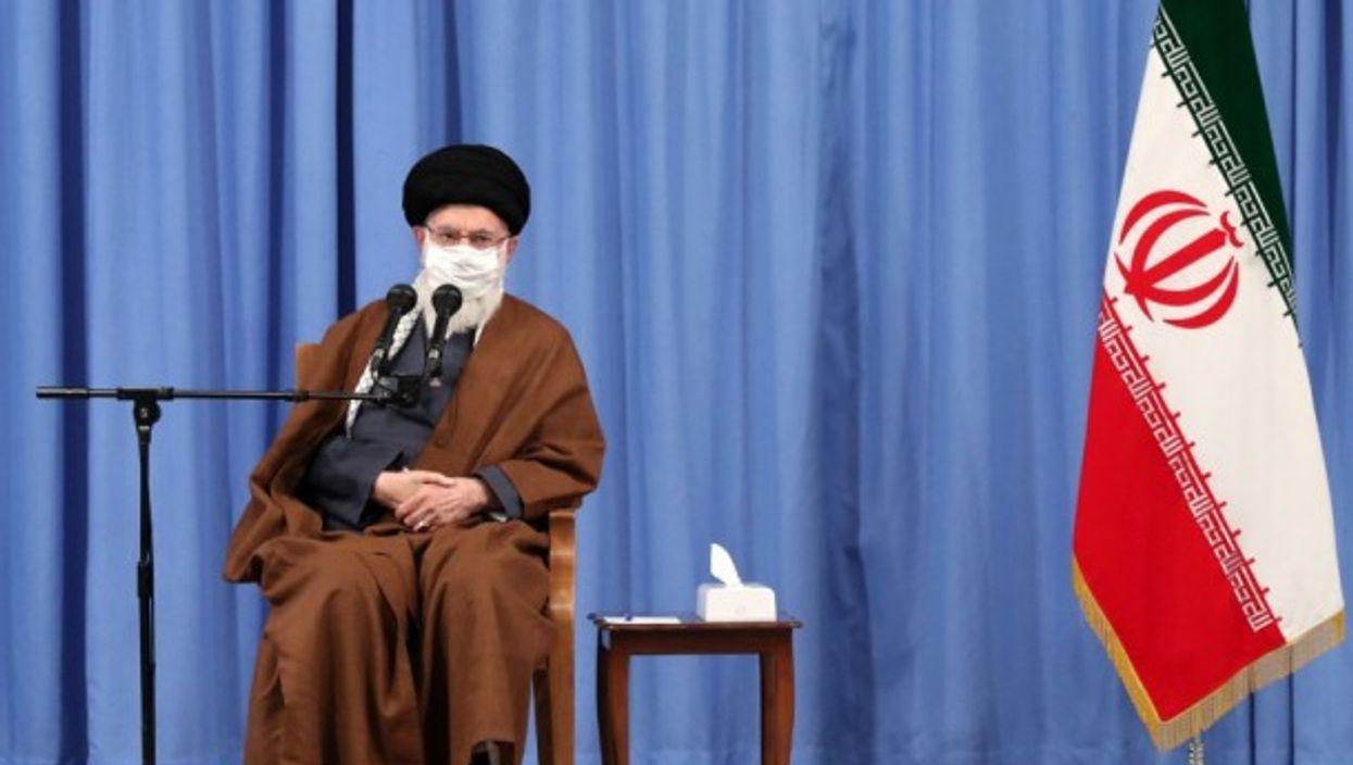 Iran's Supreme Leader on Saturday.
