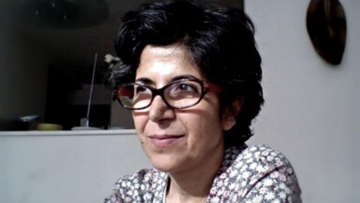 Iranian academic Fariba Adelkhah