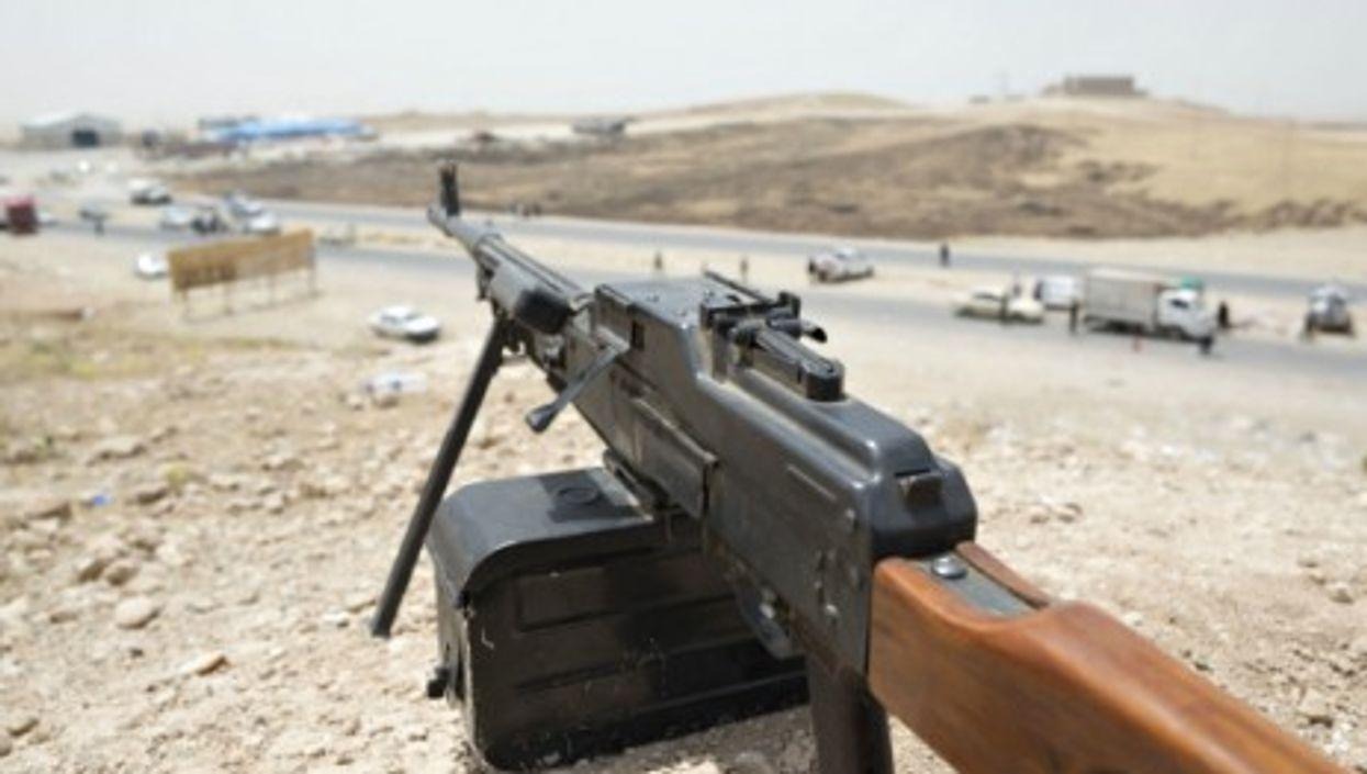 Iraq at gunpoint