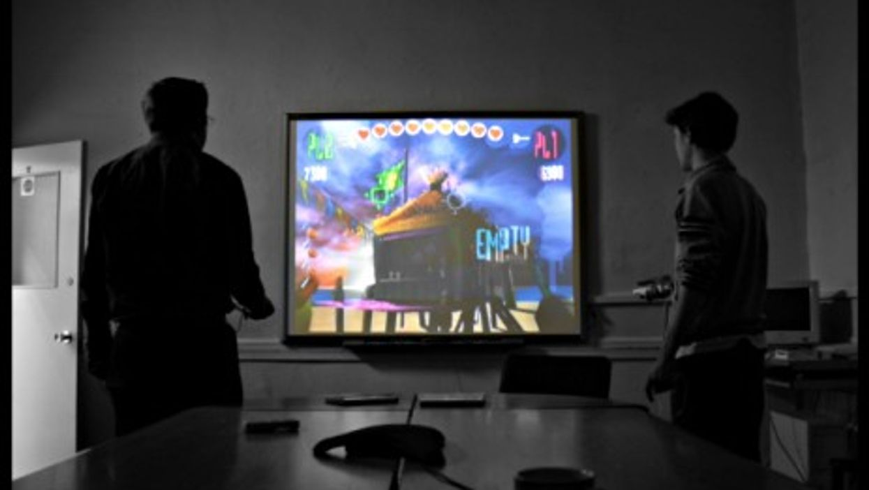 Is gamification the solution?