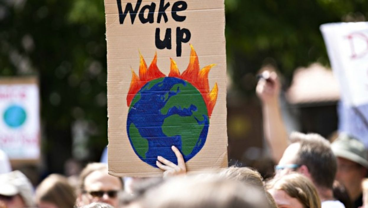 Is it too late to save the planet ?