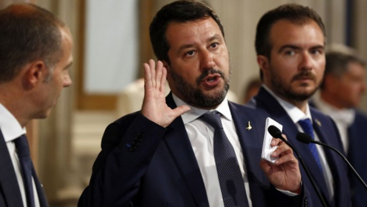 Is Salvini really done for ?