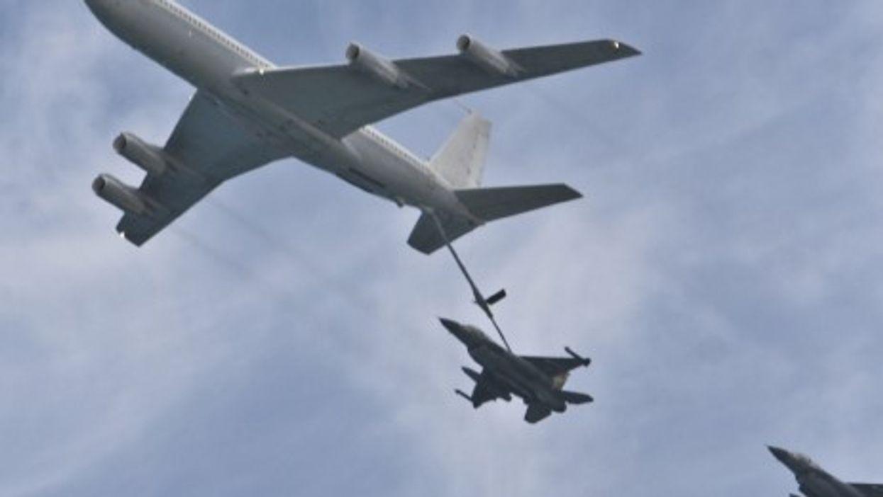 Israeli air power on display [nivs]