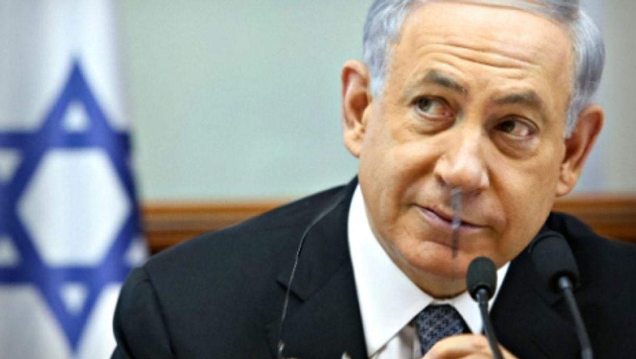 Israeli Prime Minister Benjamin Netanyahu in Jerusalem in May