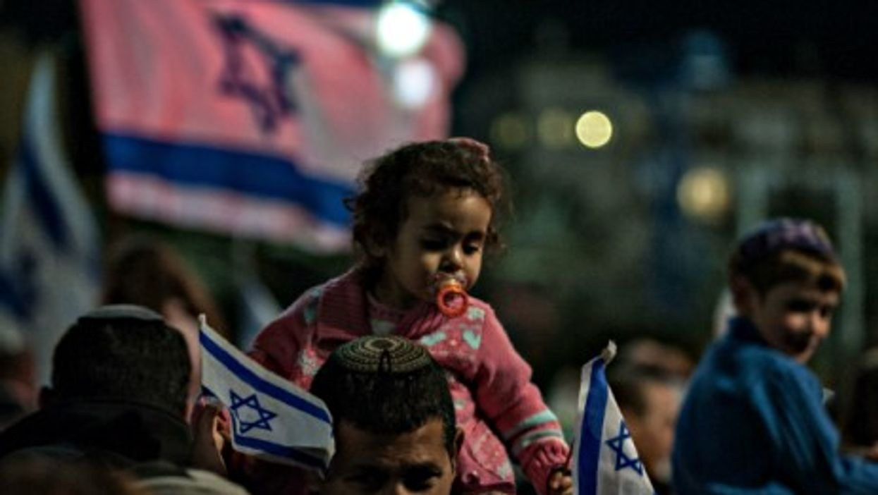 Israeli voters are trying to cope with the growing costs of raising children, among other things