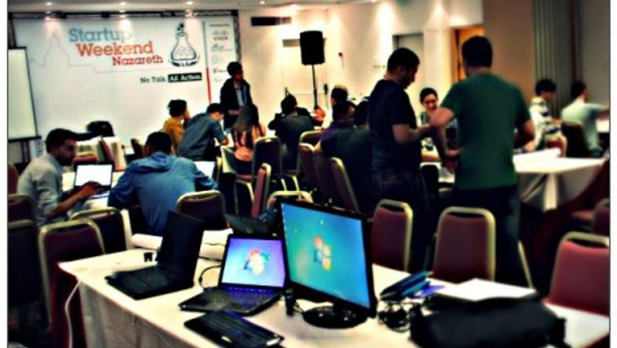 Israel's bustling high-tech startup scene