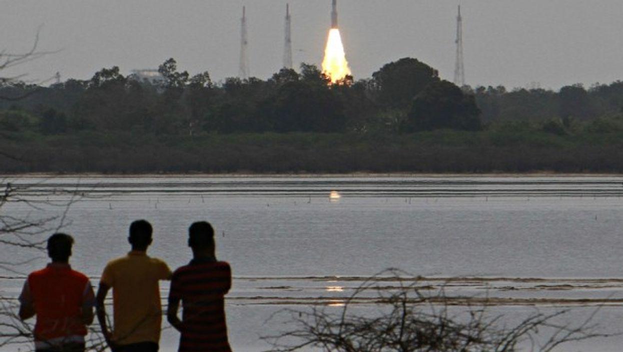 ISRO launch in Sriharikota