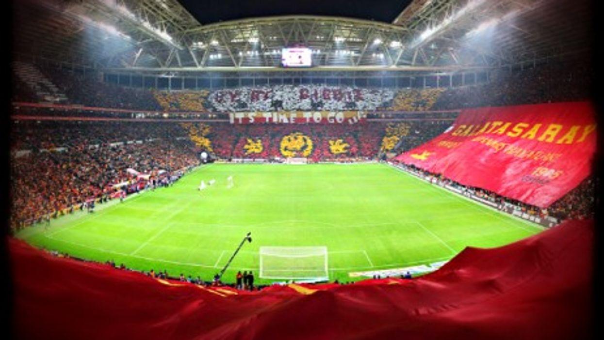 Istanbul's Türk Telekom Arena