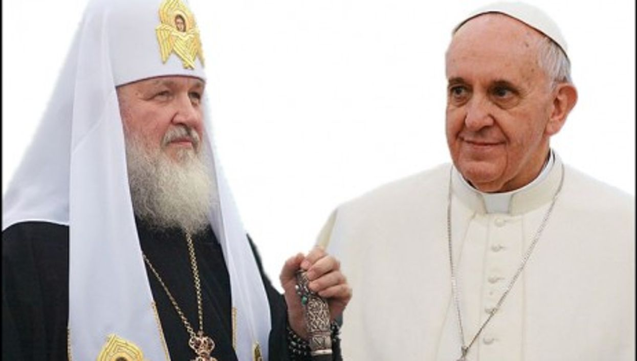 """""""It is still very early to talk about a meeting between Pope Francis and Orthodox Patriarch Kirill"""""""