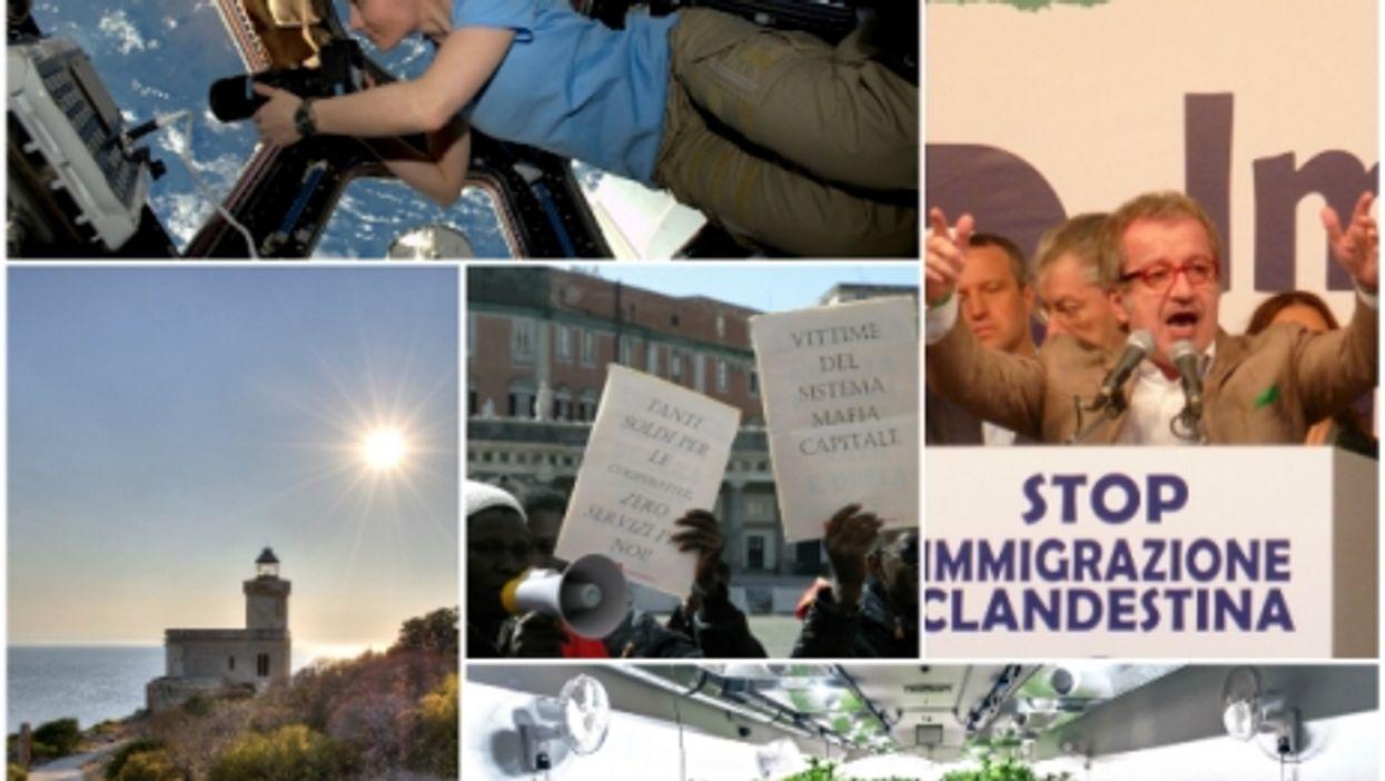 Italian news snapshots