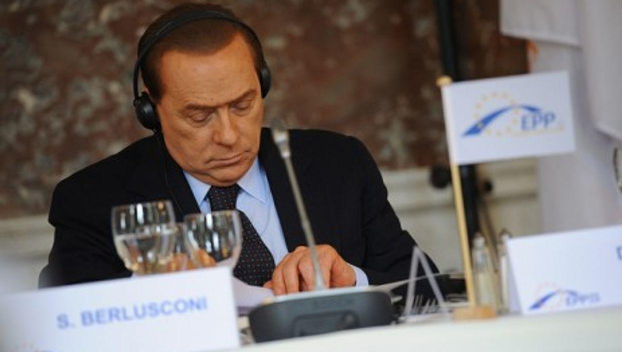 Italian Prime Minister Silvio Berlusconi (EPP)