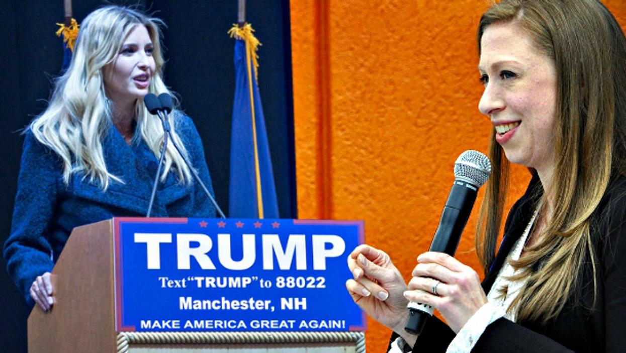 Ivanka Trump vs. Chelsea Clinton