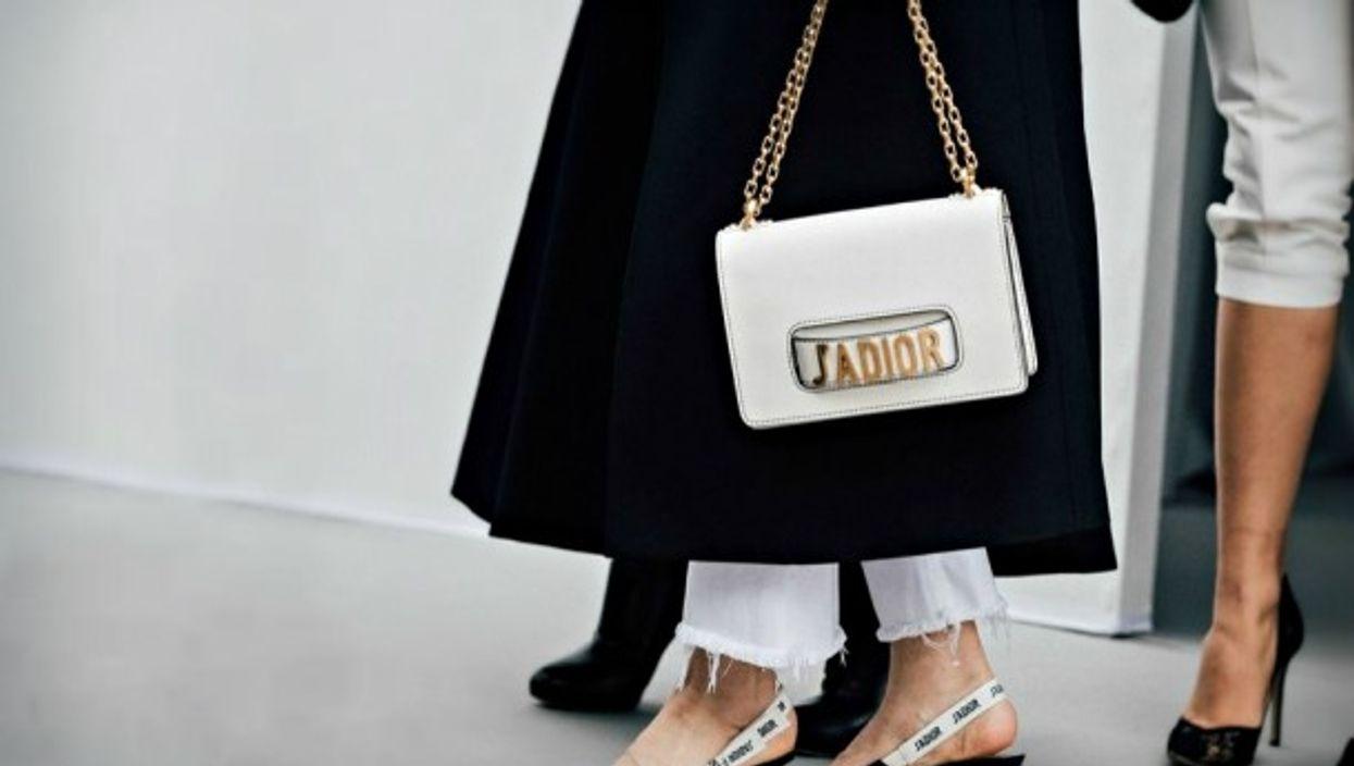 J'adior bag by Dior