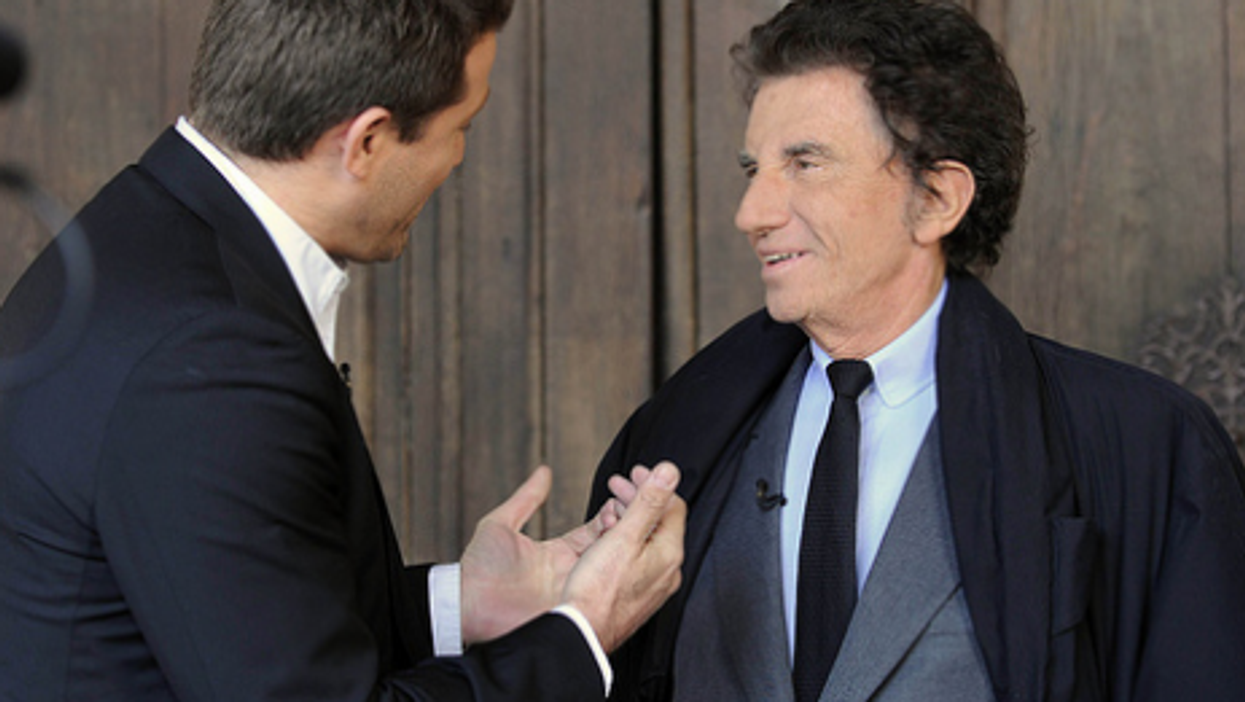 Jack Lang, 72, says he's holding his ground (LCP)
