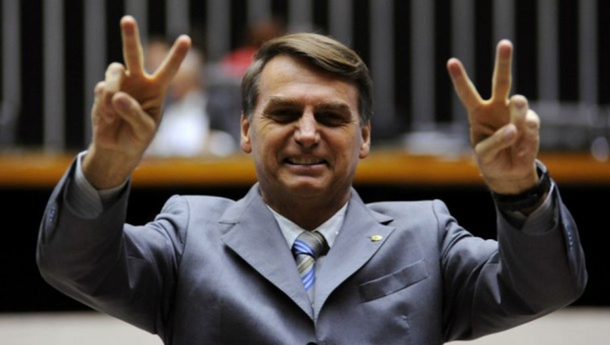 Jair Bolsonaro, Brazil's next president?