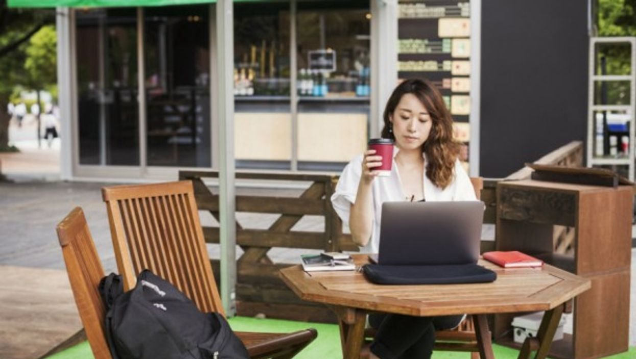 Japanese companies are increasingly letting employees work from home