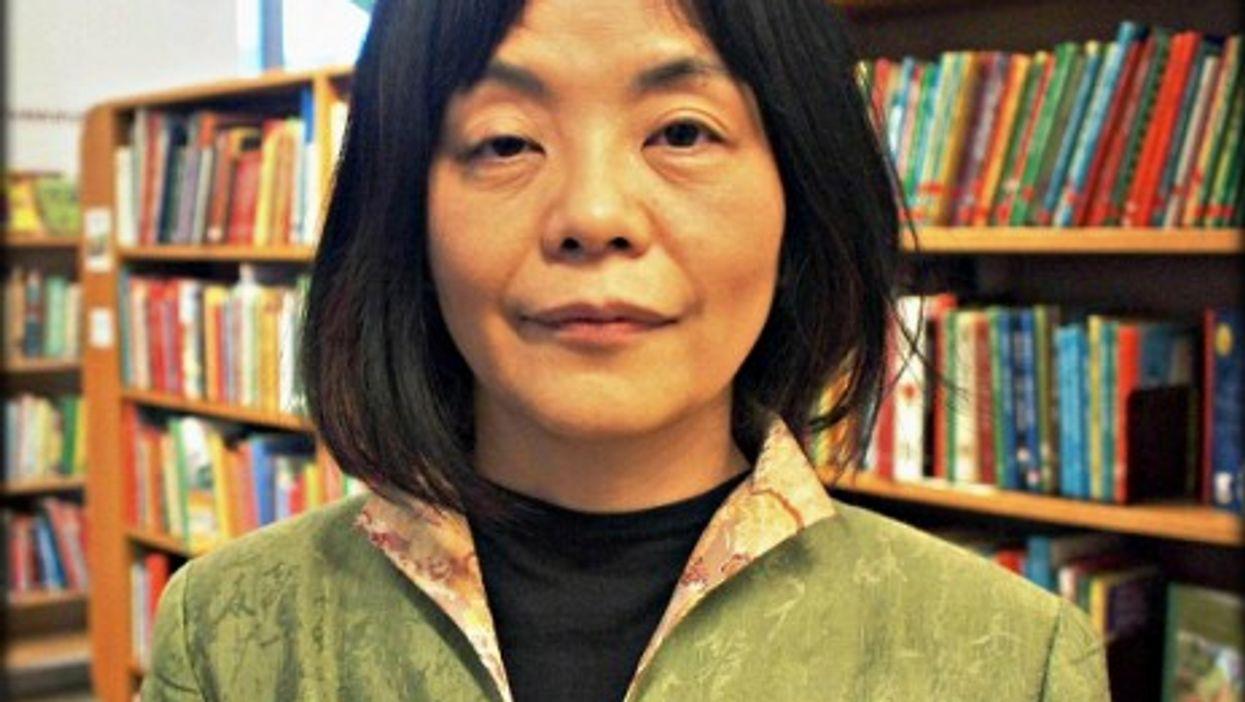 Japanese-German writer Yoko Tawada