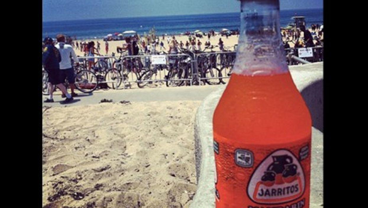 Jarritos, a popular brand of sodas in Mexico