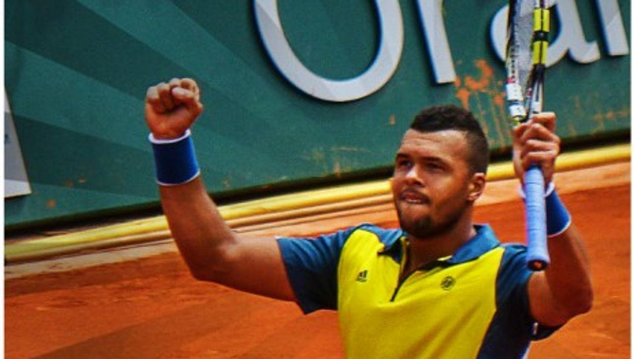 Jo-Wilfried Tsonga revives French hopes of Roland Garros glory