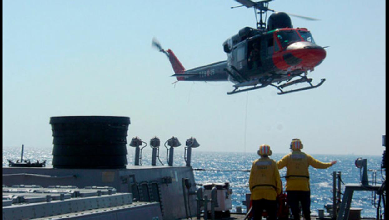Joint US-Israeli-Turkish military exercises in 2009