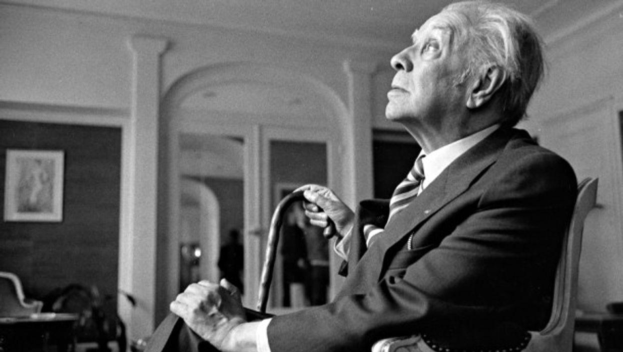 Jorge Luis Borges in 1979