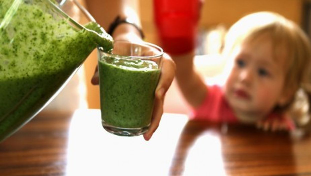 Kale smoothies for everyone, then?