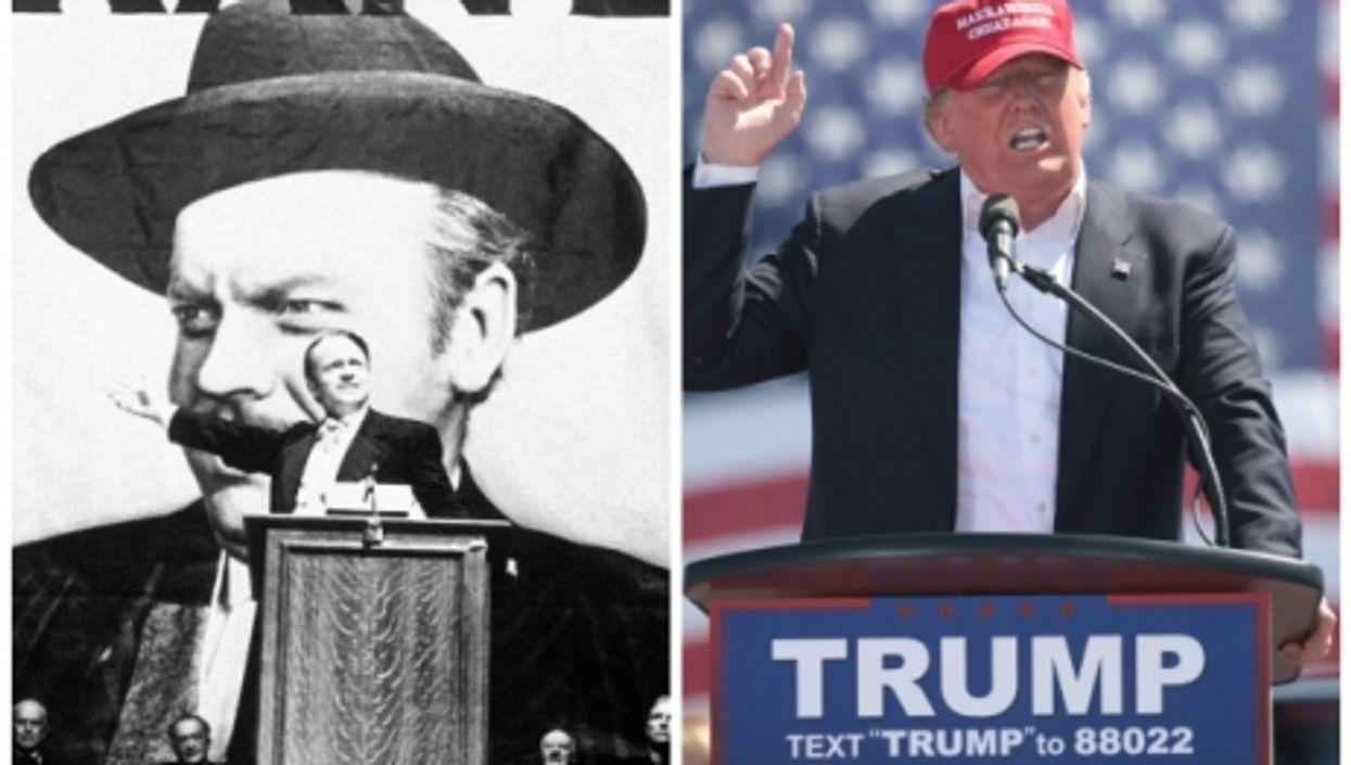 Kane or Trump?