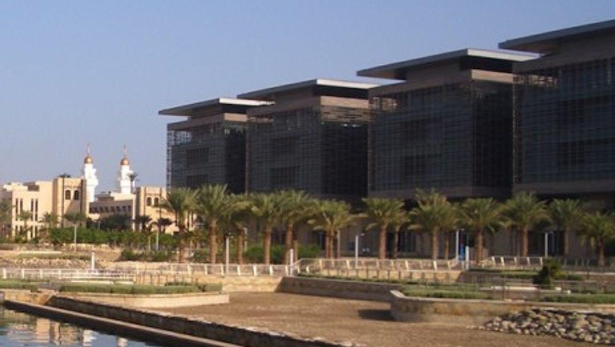 KAUST: an ultra-modern oasis in the Saudi desert (AT Service)