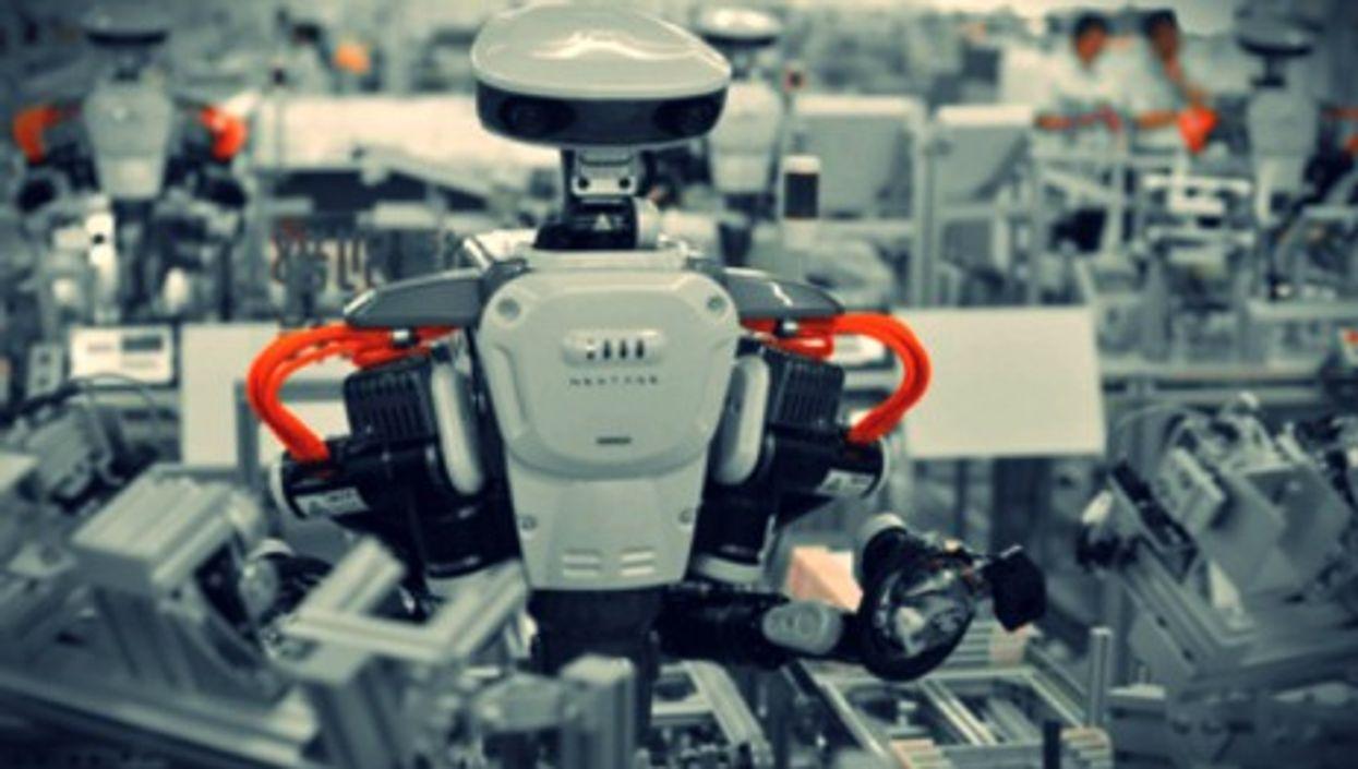 Kawada Industries' NextAge humanoid robots